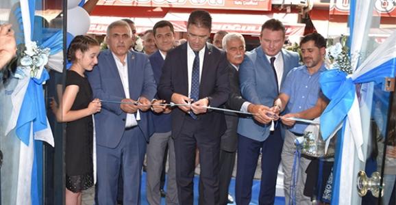 Uzunoğlu Beko Bayi Törenle Hizmete Açıldı