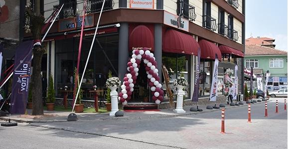 Vanillia Et Restaurant Hizmete Açıldı