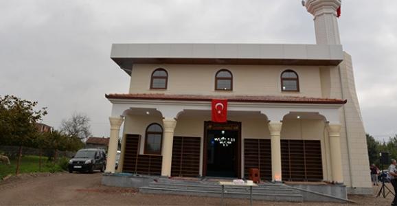 Yeni Mahalle Camii İbadete Açıldı