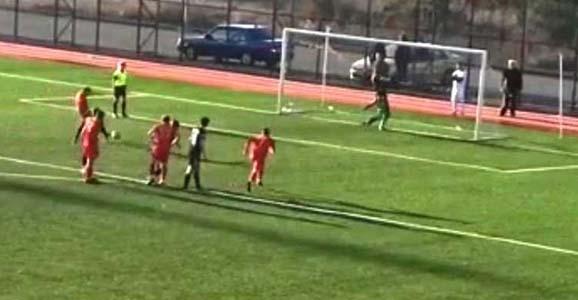 Yeşilyurt Beldespor 1 Puanla Döndü