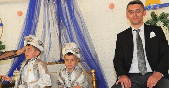 Yusuf Kerem ve Mahmut Esat Delikanlılığa Adım Attı