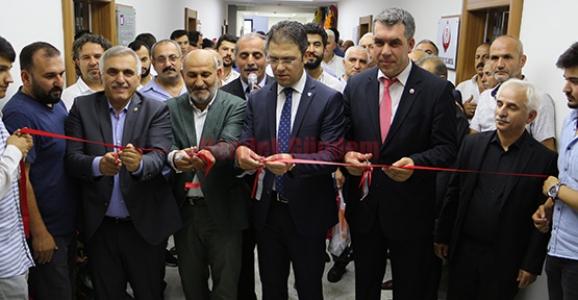15 Temmuz Milli İrade Derneği Hendek Şubesi Açıldı