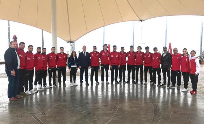 Hendekspor Hentbol Takımı 2. Lig Yolcusu