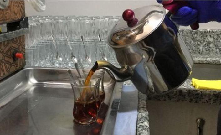 Çay Ocakları Sadece Esnafa Servis Yapacak