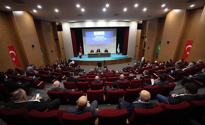 2021'in İlk Büyükşehir Meclisi Toplanıyor