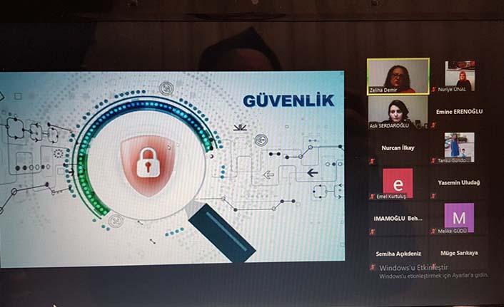 Güvenli İnternet Kullanımı Semineri Yapıldı