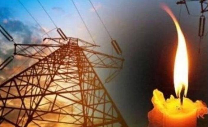 Hendek'te Bazı Mahallelerde Planlı Elektrik Kesintisi