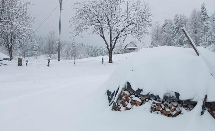 Büyükşehir'den Kuvvetli Kar Yağışı Uyarısı