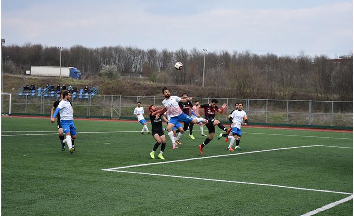 Hendekspor 2-0 Öndeyken Maç Yarıda Kaldı