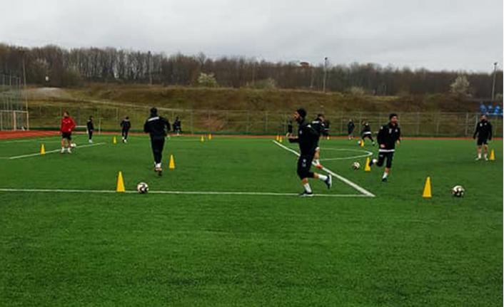 Hendekspor'da İki Oyuncu Sakatlandı