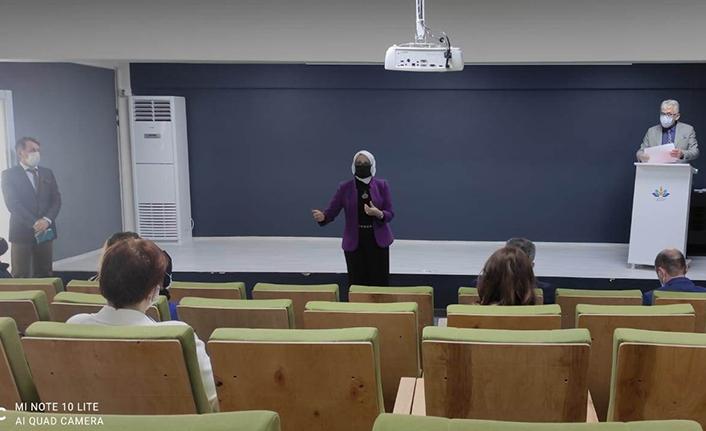 Eğitim Fakültesinden Öğretmen Destek Merkezine Ziyaret
