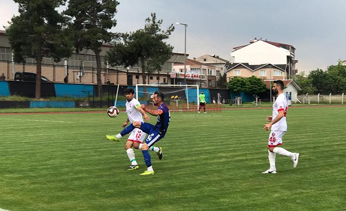 Hendekspor  Hazırlık maçından Galip Ayrıldı