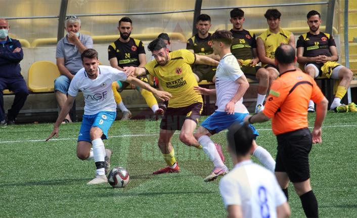 Hendekspor İstanbul'dan Beraberlikle Döndü