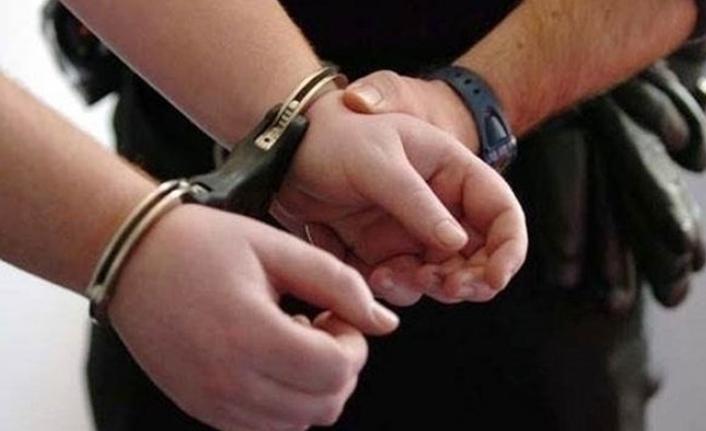 O Şahıs Tutuklandı