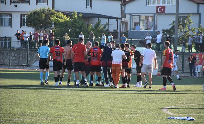 Olaylı Maç Sonrası 6 Futbolcu Disiplin Kuruluna Sevk Edildi