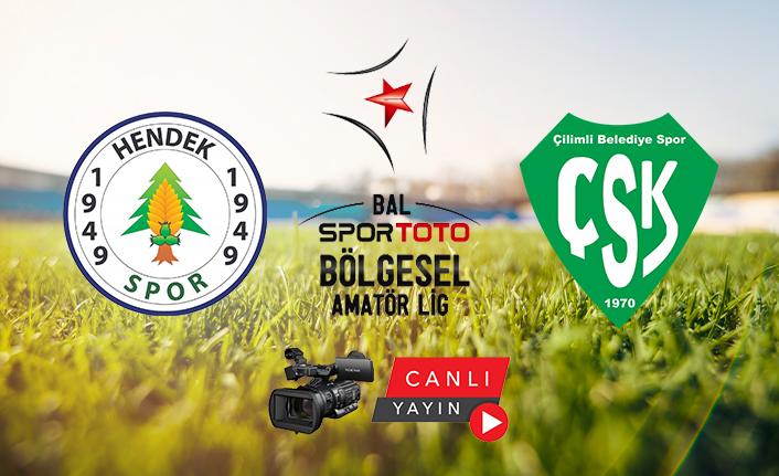 Hendekspor Şampiyonluk Maçına Çıkıyor