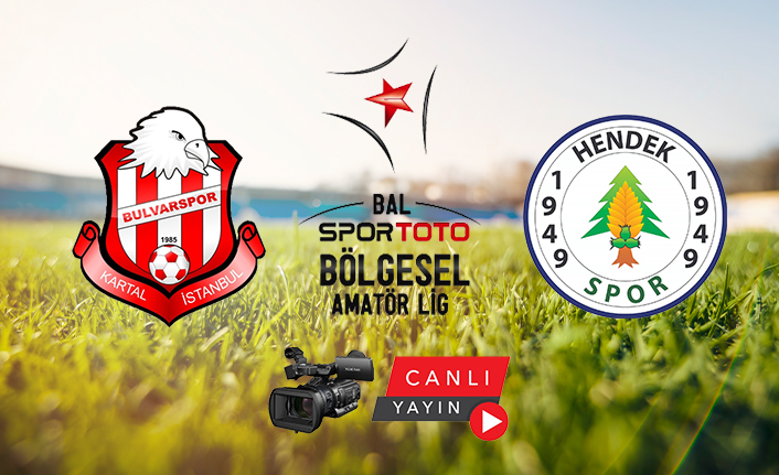 Hendekspor'un Çeyrek Final Rakibi Bulvarspor