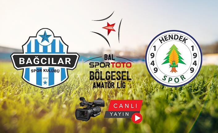 Hendekspor'un Yarı Final Rakibi Bağcılarspor