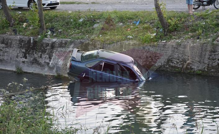 Otomobil Uludere'ye Uçtu