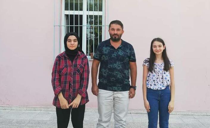 Fatih Ortaokulu'ndan Fen Lisesi Başarısı