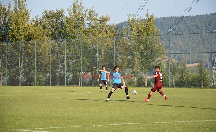 Hendekspor'dan Golsüz Prova 0-0