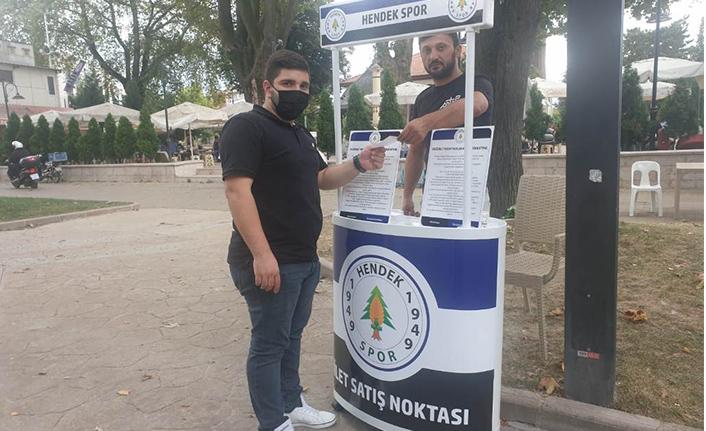 Hendekspor maç Biletleri satışa çıktı