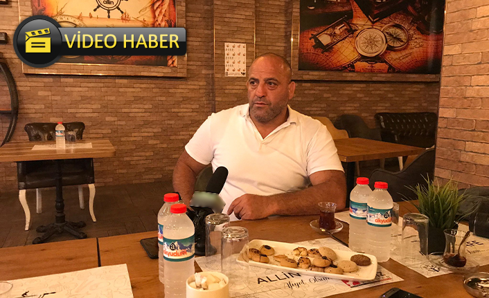 Mahmut Kavakçı Basın Toplantısı Düzenledi