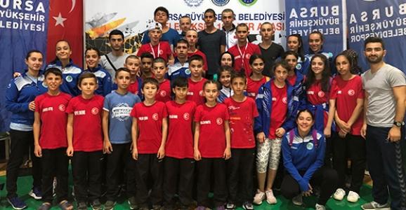 Bursa'da Hendek Rüzgârı