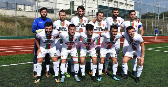 Dereköyspor  Lige İyi Başladı 2-0