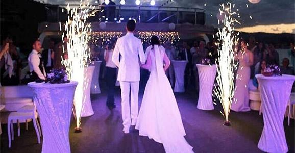 Düğünler 1 Saat, Nişan, Sünnet ve Kına Yasak