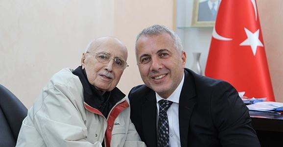 Eski Belediye Başkanının Kardeşi Vefat etti