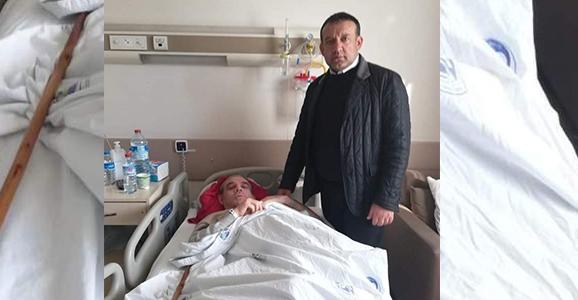 Gazeteci Topçu'nun Acı Günü