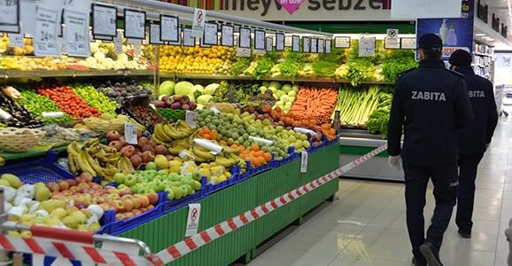 Gıda Satış Yerlerine Yoğun Denetim