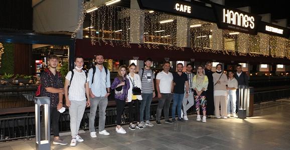 Hanne's Cafe'den Çanakkale Turu