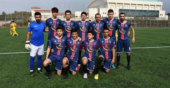 Hendek Gençlikspor Sahasında Farklı Kaybetti