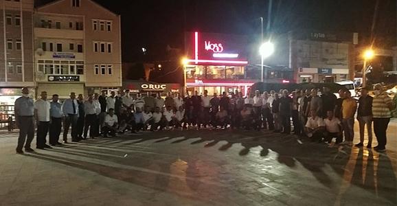 Hendek'te yaşayan Karadenizliler istişare toplantısında buluştu