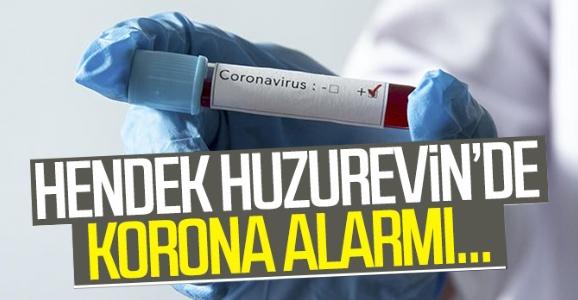 Huzurevinde Koronavirüs Alarmı