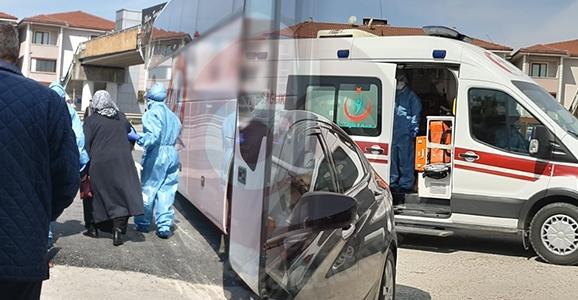 Koronavirüs Şüphesiyle Hendek'te Durduruldu