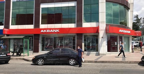 O Banka Şubesi Kapanıyor
