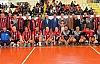 200 Sporcu Hentbol  Şenliğinde Buluştu