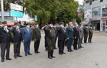 19 Eylül Gaziler Günü Hendek'te Kutlandı