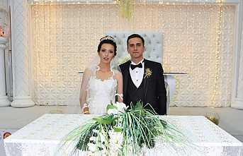 İlknur ile Kemal Mutluluğa Yelken Açtı