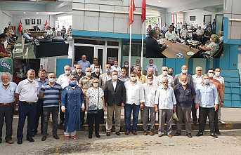 Muhtarlardan MHP'ye Ziyaret