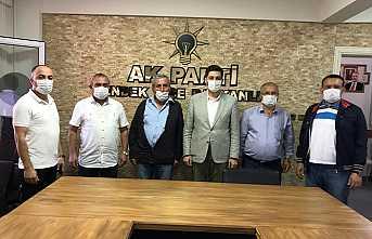 Gazetecilerden Baykal'a Hayırlı Olsun Ziyareti