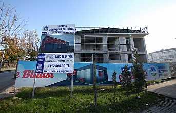 Hendek Yeni İtfaiye Binası İçin Gün Sayıyor