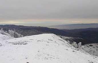 Dikmen Yaylasından Kar Manzaraları