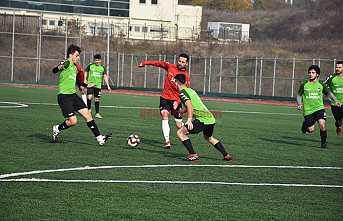 Hendekspor'dan  Gol Yağmuru 14-0