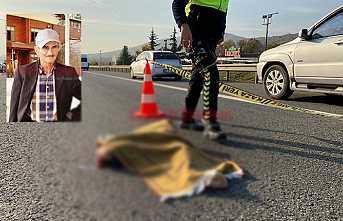 TEM'de Kaza 1 Ölü 2 Yaralı