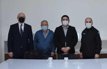 Babaoğlu Gazeteciler Günün Kutladı