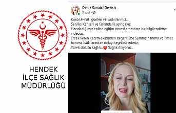 Hendek Sağlık Müdürlüğü Bilgilendirme Videosu